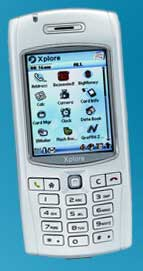 Group Sense PDA Xplore M68